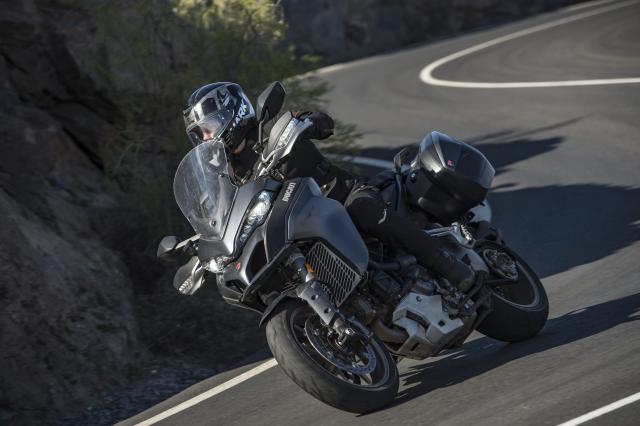 Ducati Multistrada 1260 S video review