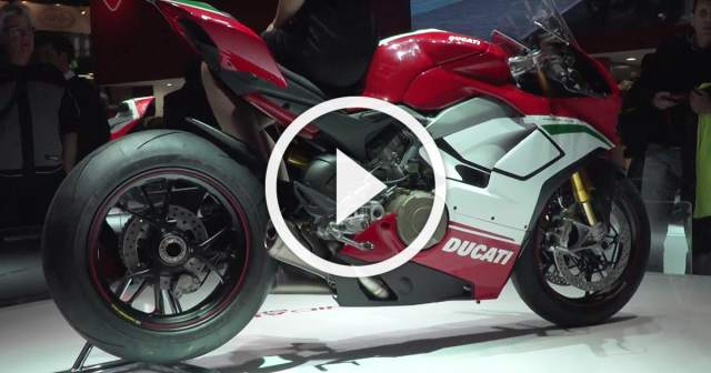 Ducati Panigale V4 Special Edition - A closer look