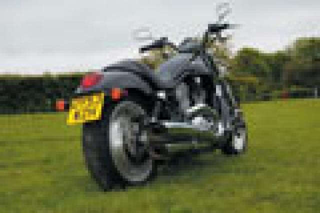 First Ride: Harley-Davidson VRSCB V-Rod