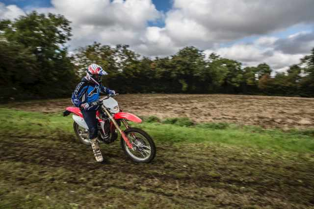 Taming the beasts part two: Honda CRF450RX