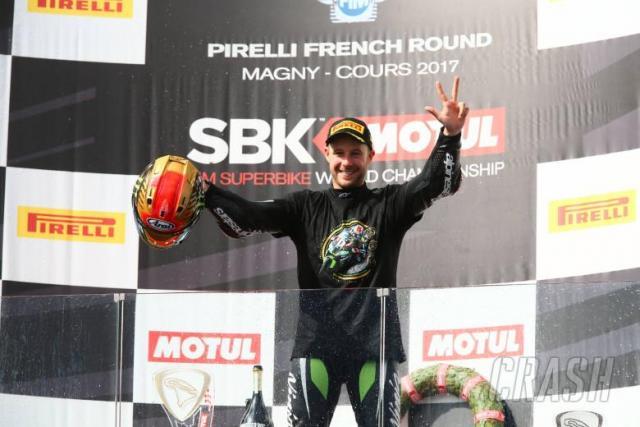 Jonathan Rea named Irish Motorcyclist of the Year
