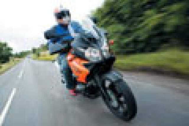 First Ride: 2004 Kawasaki KLV1000