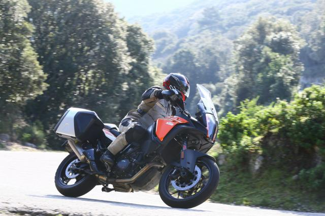 First ride: KTM 1290 Super Adventure S review