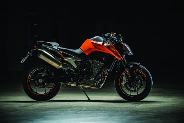 KTM 790 Duke price announced
