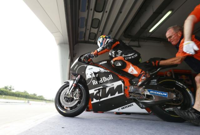 MotoGP: KTM bring engine upgrades to Qatar Test