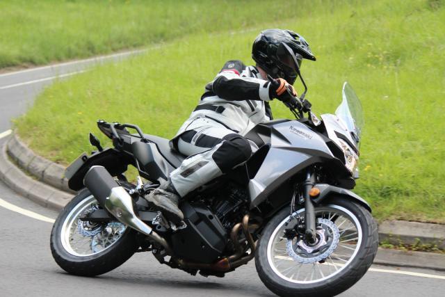 First ride: Kawasaki Versys-X 300 review
