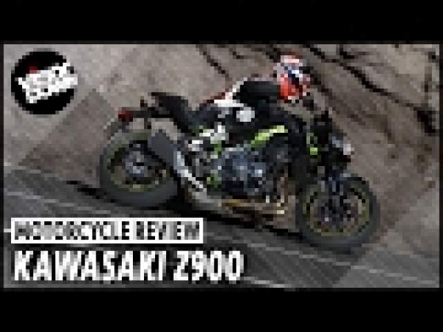 Kawasaki Z900 video review