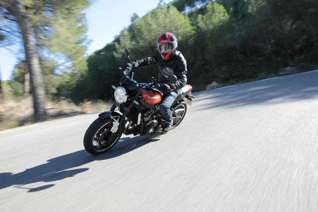 First ride: Kawasaki Z900RS review
