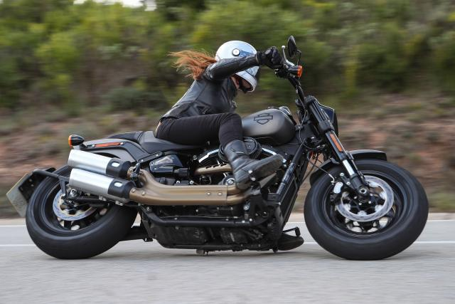 First ride: Harley-Davidson Fat Bob 114 review