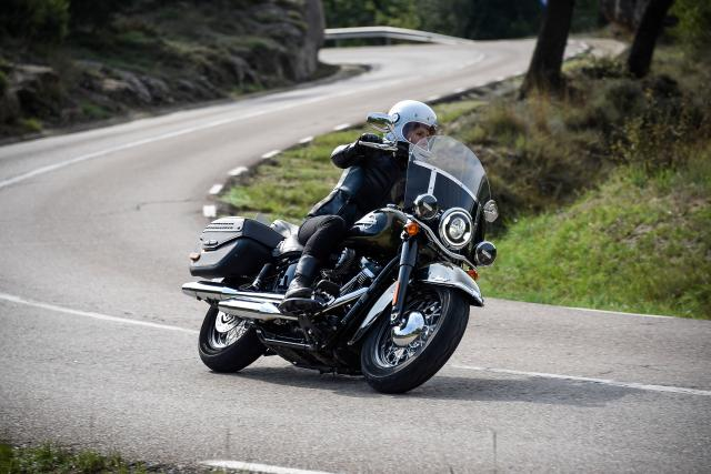 First ride: Harley-Davidson Heritage Classic 114 review