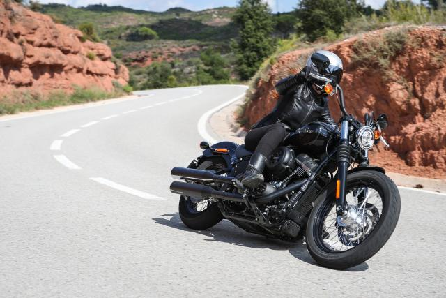 First ride: Harley-Davidson Street Bob 107 review