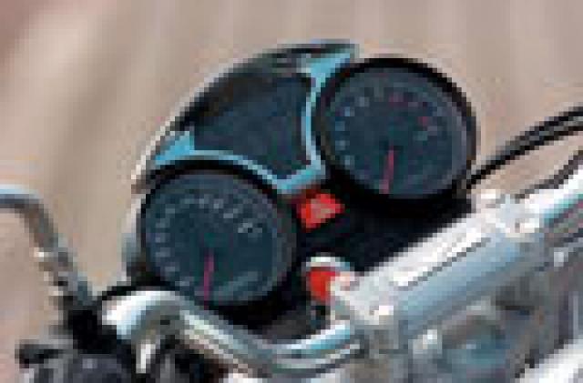 First Ride: 2004 Moto Guzzi Nevada Classic 750