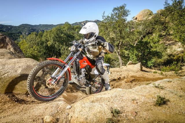 Montesa 4Ride video review