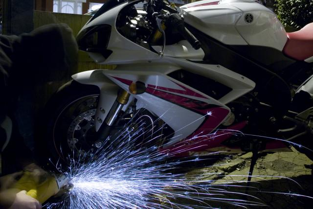 15-year-old sentenced to prison for motorcycle theft