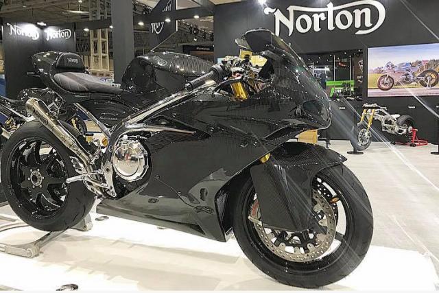 Norton Superlight