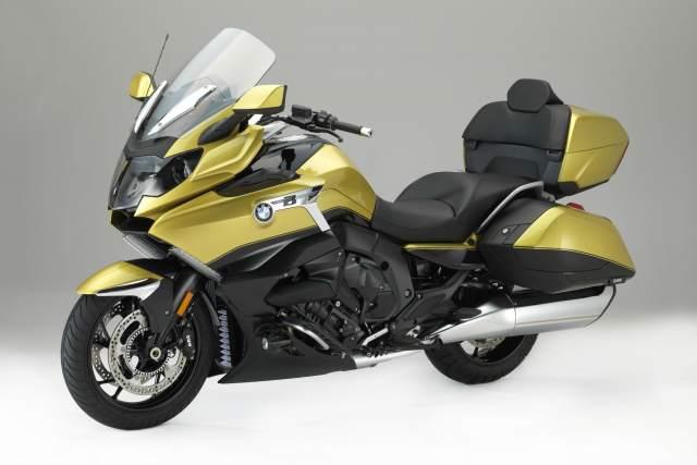 BMW K1600 Grand America debuts