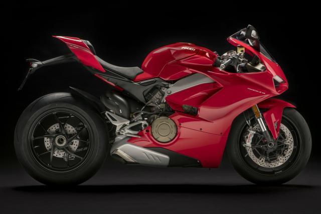 Ducati unveils Panigale V4 ahead of EICMA