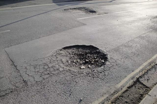 The UK Government has allocated £500m to repair potholes