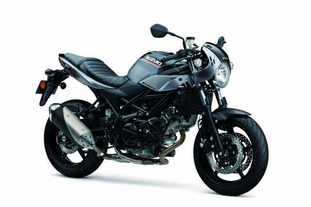 Suzuki reveals SV650X at EICMA