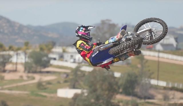 How to whip a motocross bike like a pro