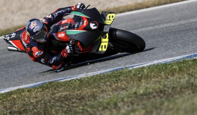 Andrea Dovizioso - Aprilia RS-GP