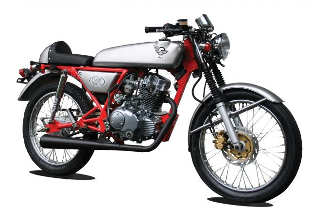 Five retro bikes for under £2k