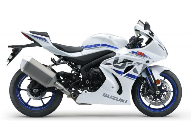 New GSX-R1000 and GSX-R1000R colours for 2018