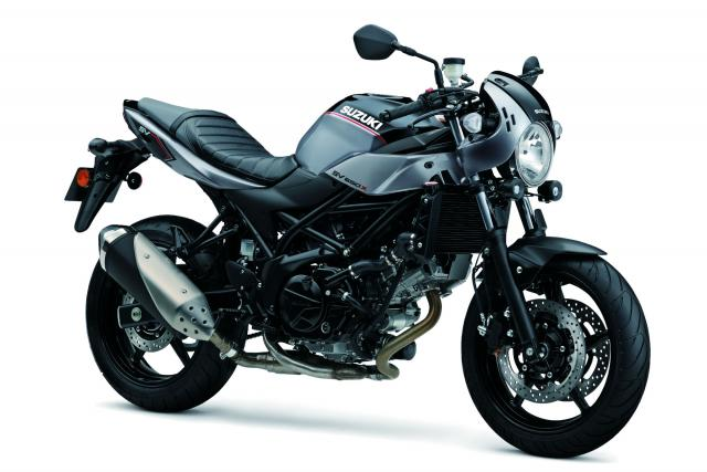 Suzuki SV650X price announced