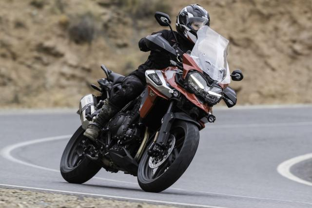 Triumph issues advice to prevent keyless ignition hacking