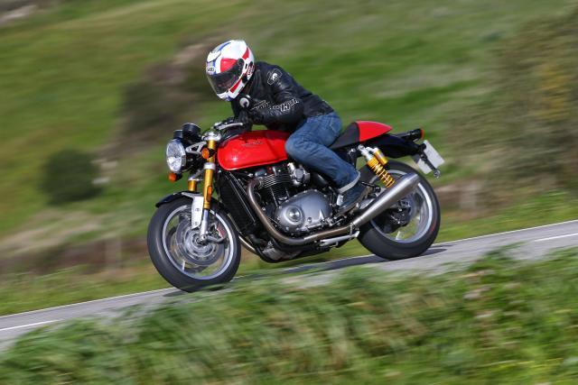 Triumph UK offering advanced training discounts