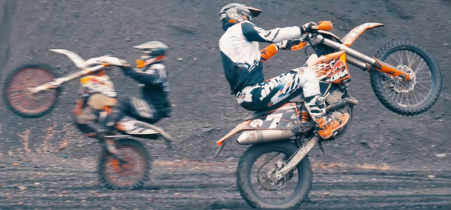 This video will make you want to drop everything and ride