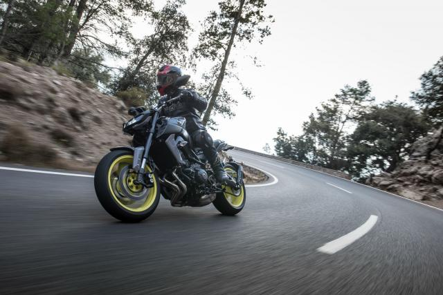 First ride: 2017 Yamaha MT-09 review