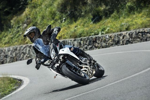 Yamaha unveils updated Tracer 900 and Tracer 900GT at EICMA