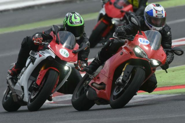 Five tips to help you avoid crashing on a track day