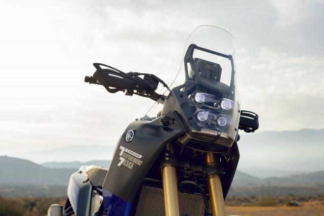 Yamaha Ténéré 700 - a closer look