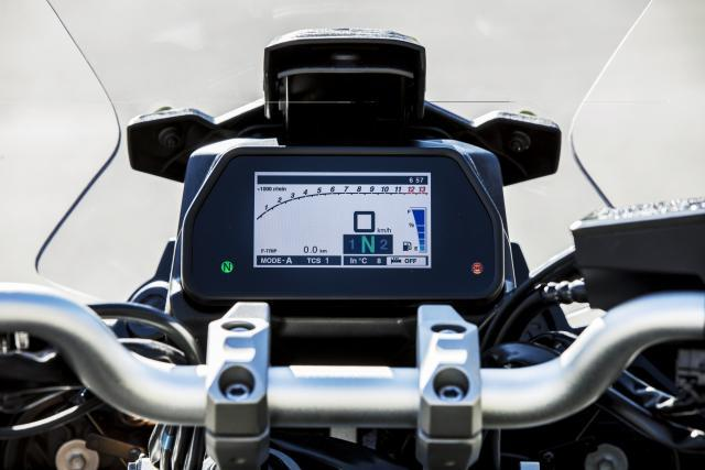 Yamaha Tracer 900 and Tracer 900 GT: a closer look