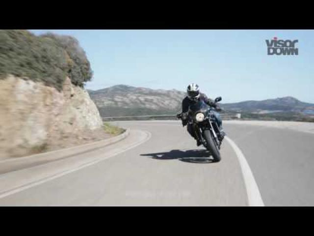 Yamaha XSR900 Abarth video review
