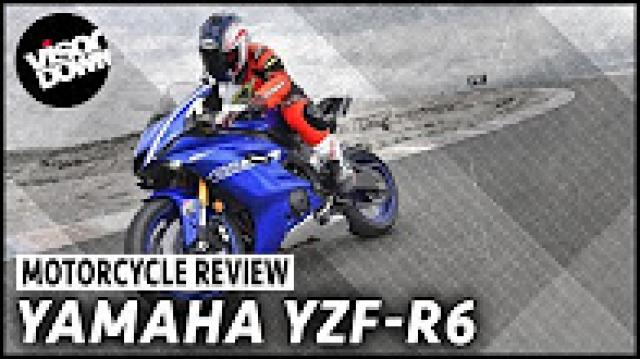 Yamaha YZF-R6 video review
