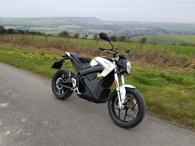 Visordown's been out testing the 2018 Zero S