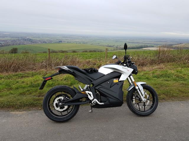 First ride: Zero S review