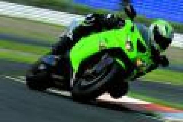 Splitting heirs - Kawasaki ZX-10R V ZX-10R