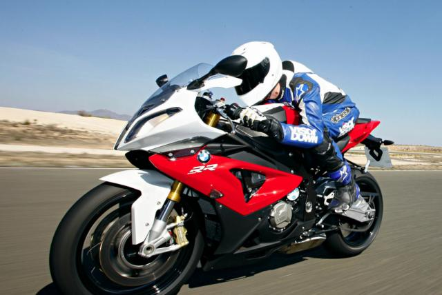 European motorcycle sales figures