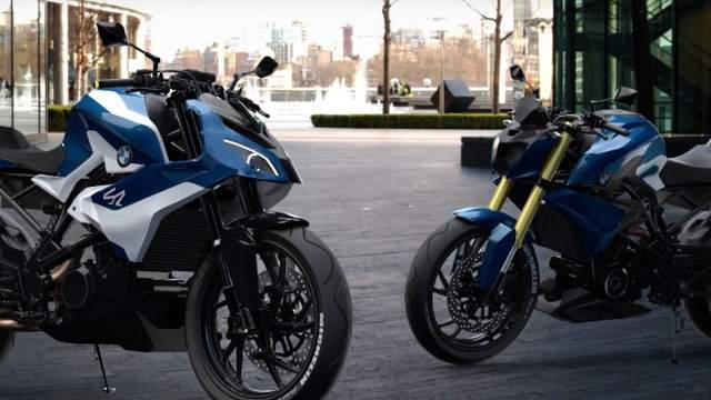BMW G310R concepts