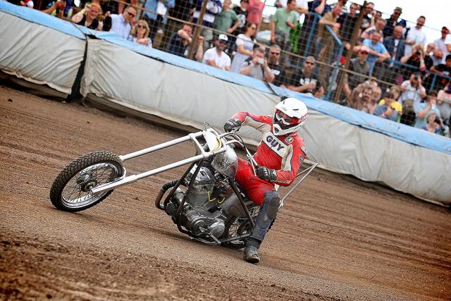 Guy Martin at DirtQuake