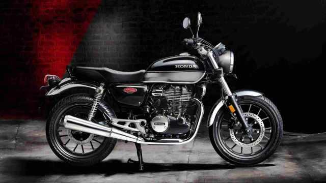 Honda H'ness, Honda CB350, Honda GB350