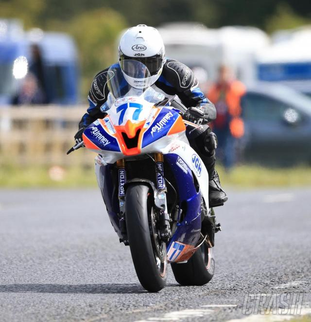 Jamie Hodson [Credit: Ulster GP media]