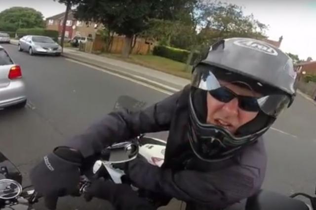 London rider