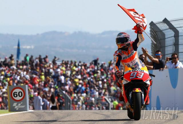 Marc Marquez, Repsol Honda [Credit: Gold and Goose]
