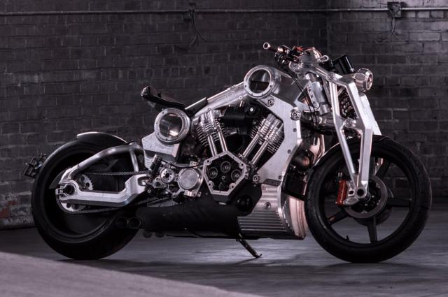 Splash the cash on the Top 10 Most Expensive Motorcycles of 2021
