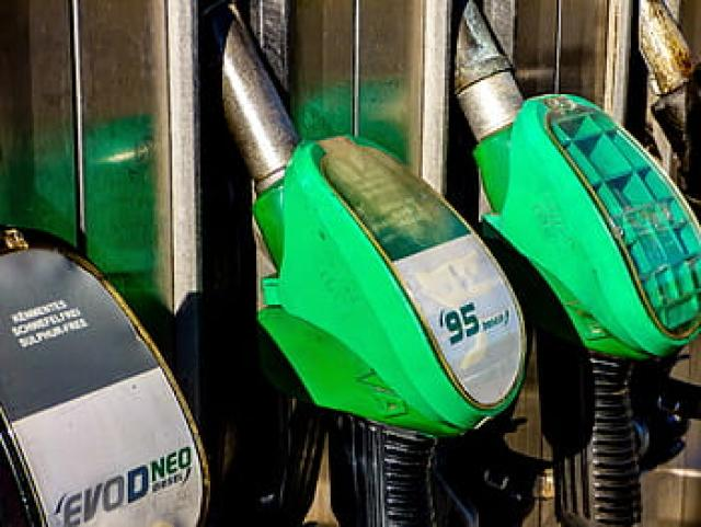 Fuel station nozzles